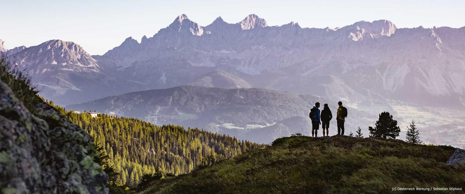 Schladminger-Tauern High Trail